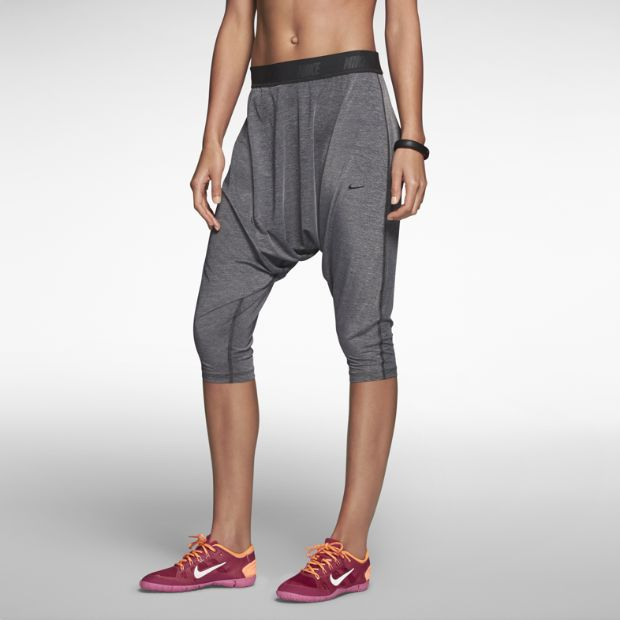 Nike training capris.