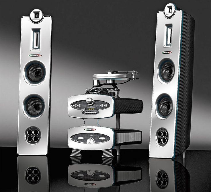 Pagani Sound System $160,000