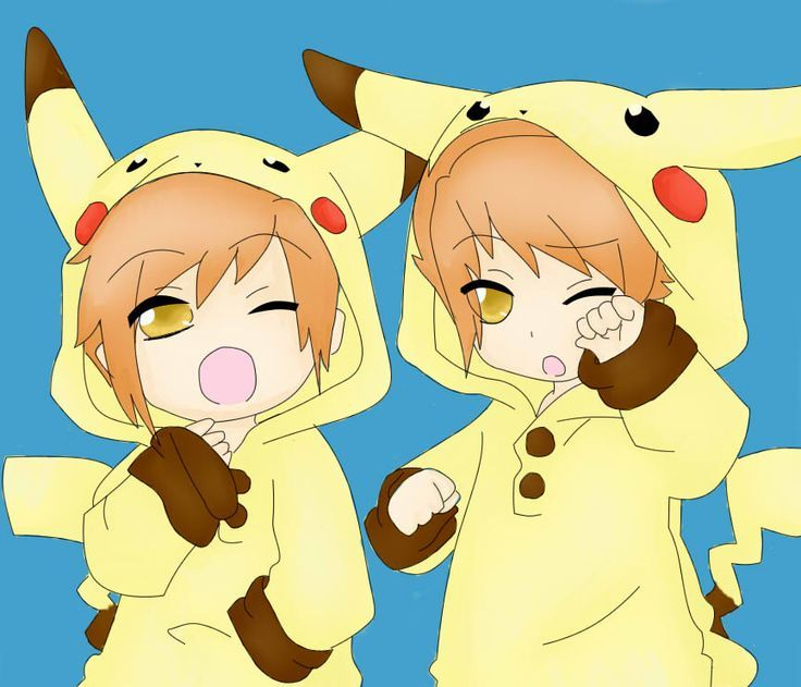 The Twins  Ouran High School Host Club NO...CAN'T.....RESIST.....THIS.....CUTENESS!