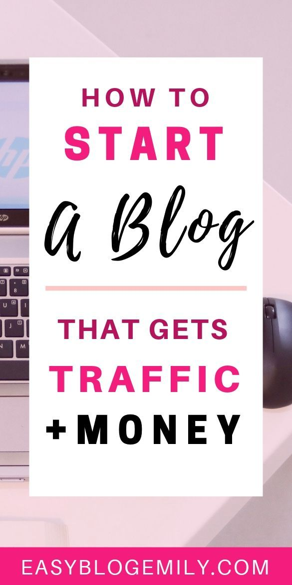 Start a blog in 2019 (the ultimate free guide) – blogging