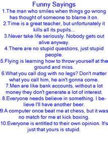 Funny Facebook Status: Why Post Funny Facebook Statuses??