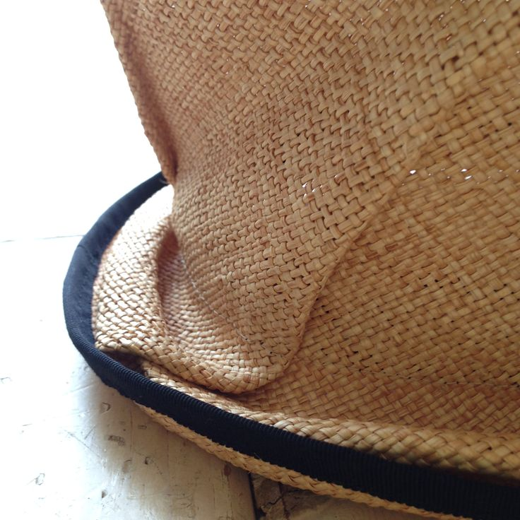 summer tophat -shiwa (trimming) #hat #tophat