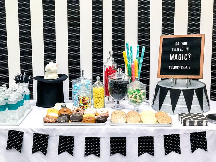 The Greatest Showman Party Ideas with FREE Printable Templates