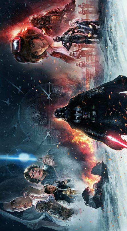 Star Wars Vader Down (Aleksi Briclot Hastings Varient) Darth Vader #13 // Vader Down #1 // Star Wars #13