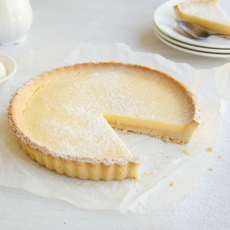 If you haven't made this Lemon Tart by Lucy you need to!