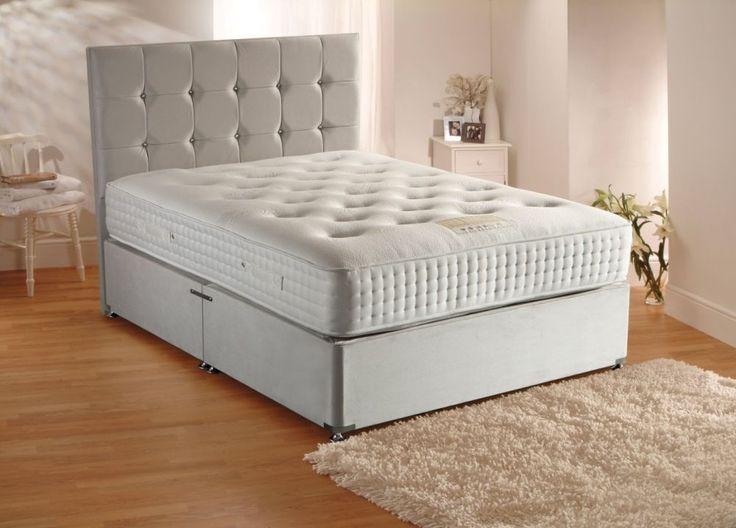 Dura Beds 2000 Grand Luxe Divan Bed