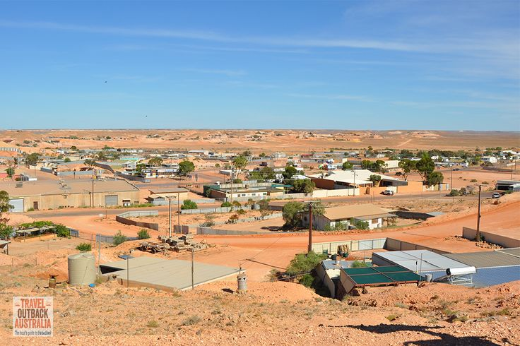 Coober Pedy, South Australia, outback