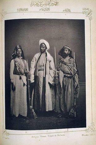 Hicaz-Yemen-Libya