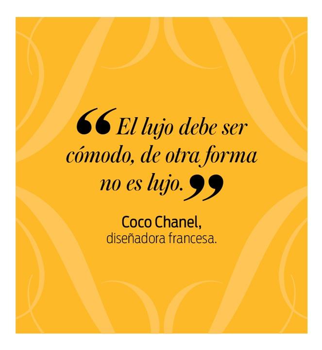 Coco Chanel - El Palacio de Hierro
