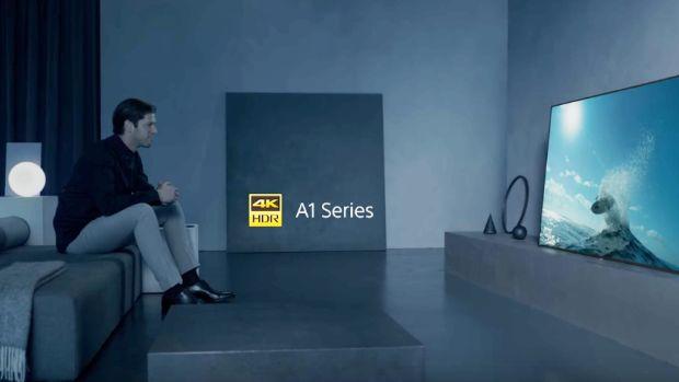 Pretul televizoarelor Sony BRAVIA A1 OLED 4K HDR