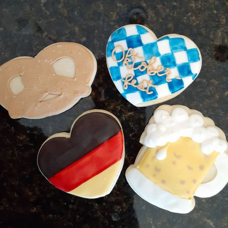 Oktoberfest time!!🥨🍺🇩🇪 #oktoberfest #cookies #sugar #sugarcookies #g…