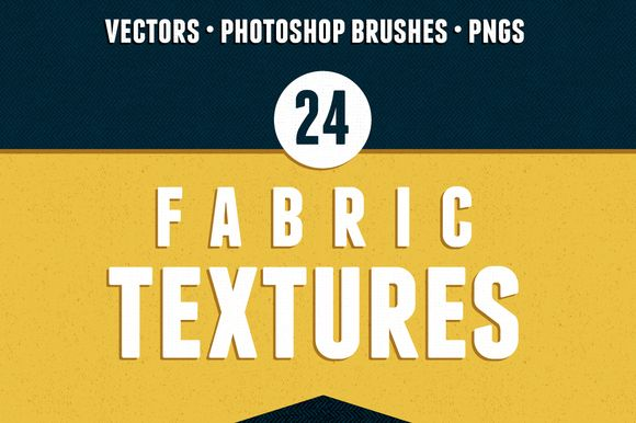 Check out 24 Seamless Fabric Textures by Enth Design  on Creative Market