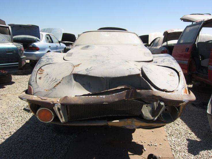 Abandon GT in the desert