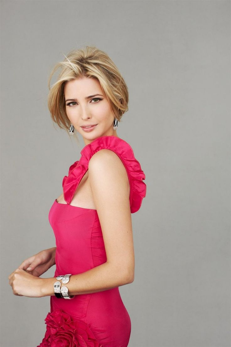 Ivanka Trump: She's so sophisticated and respectable