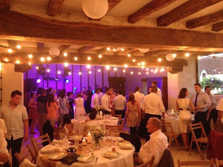Mariage champêtre Alexa réception Wedding planner  Centre France
