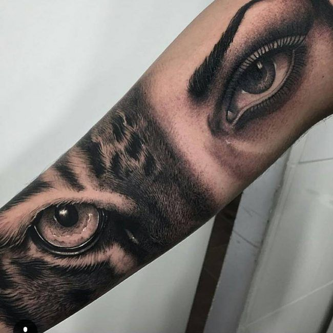 Tattoo Woman Eyes: 25+ Best Ideas About Woman Arm Tattoos On Pinterest