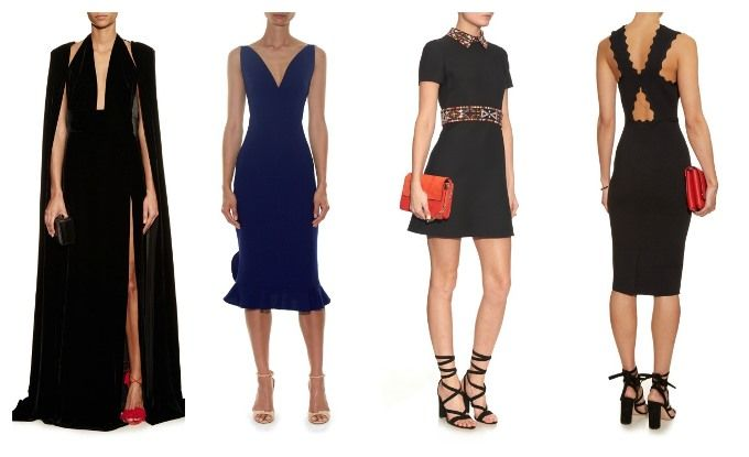 TREND REPORT: Fall 2015 has some of the best Cocktail Dresses for the Holiday Season |Driferreira.com