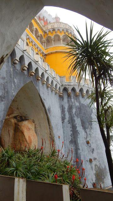 # Sintra # Portugal # travell # Europa # castel