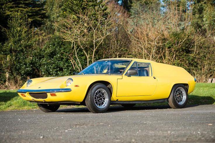 1968 Lotus Europa S2