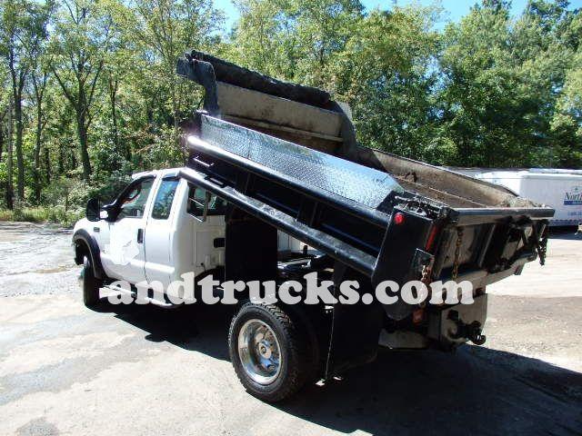 2004 Ford F 450 Xl Super Duty Mason Dump Truck Trucks Dump Body