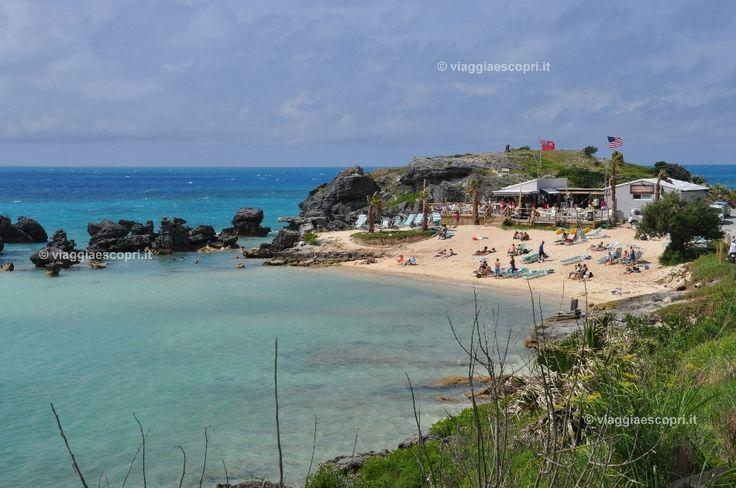 Viaggi da Sogno, Tobacco Bay, Bermuda #viaggiaescopriBermuda #gotoBermuda http://www.viaggiaescopri.it/viaggi-da-sogno-5-motivi-bermuda/