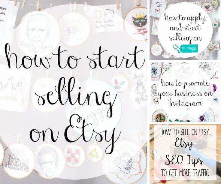Covers Etsy, Handmade at Amazon, SEO marketing & more.
