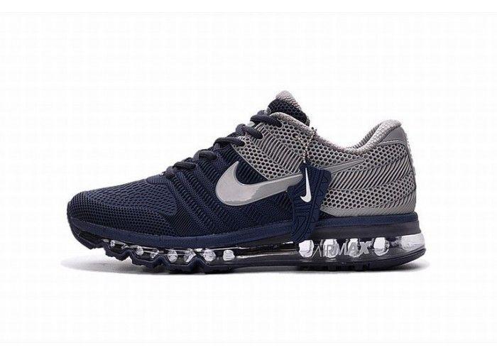 Herren schuh Nike Air Max 2017 Dark Blau Gray