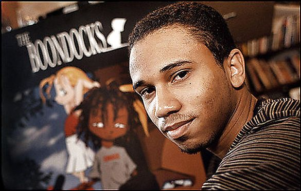 Adult Swim Greenlights New Live-Action Series From Aaron McGruder Titled 'Black Jesus' | Shadow and Act