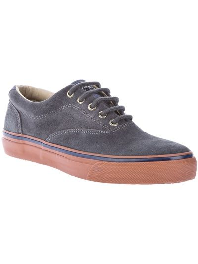 SPERRY TOP-SIDER Sapato Cinza.
