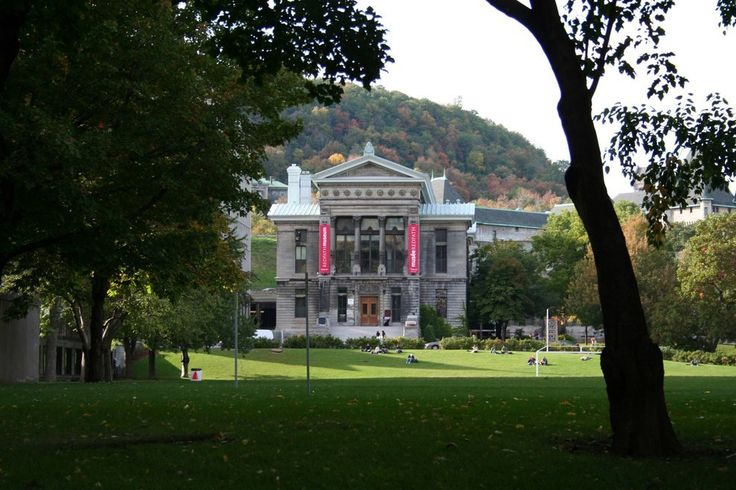 McGill University   18 Beautiful University Campuses In Canada That Will Take Your Breath Away