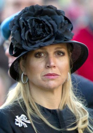 Queen Máxima, May 4, 2013 | Royal Hats