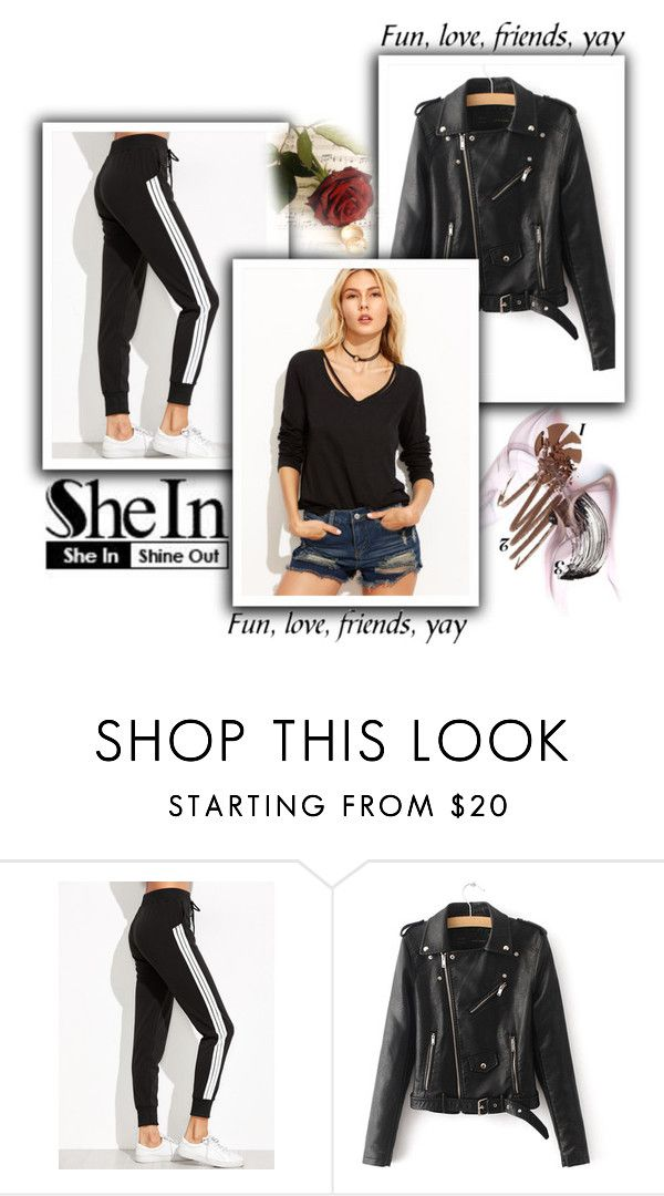 """Sheinside 1"" by malasirena989 ❤ liked on Polyvore"