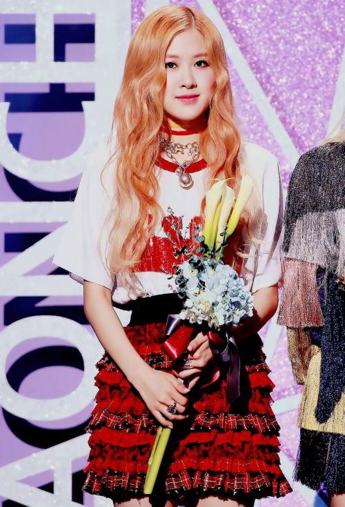 Imagem de rose, blackpink, and kpop