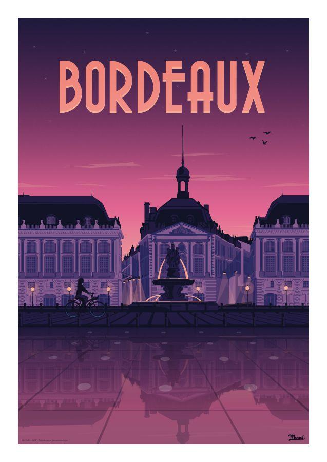 © Marcel Bordeaux PLACE DE LA BOURSE www.marcel-biarritz.com