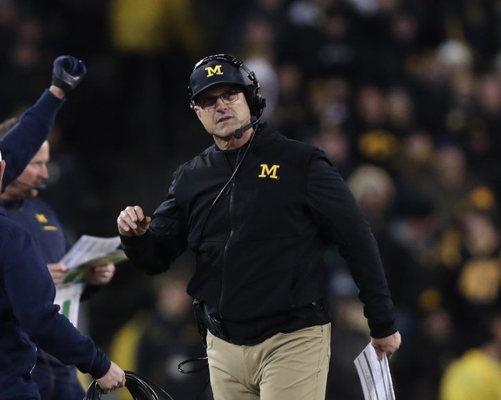 Despite recent rumors, it's highly unlikely that Michigan head coach Jim Harbaugh will be the head coach of the Chicago Bears in 2018.