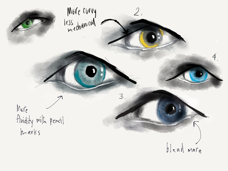 Eyes made with Paper 53