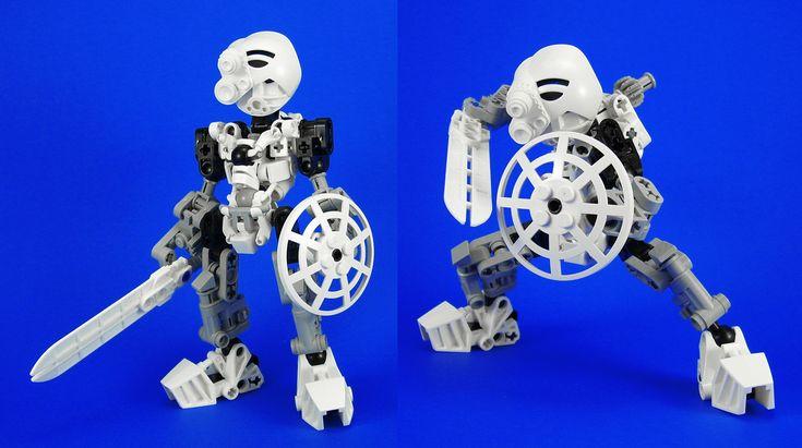 Bionicle - Kopaka Re-Revamp by Lalam24.deviantart.com on @deviantART