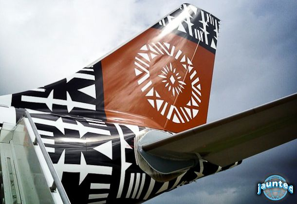 Have a Sneak Peek Inside Fiji Airways' Fancy New Flying Machine    Jaunted