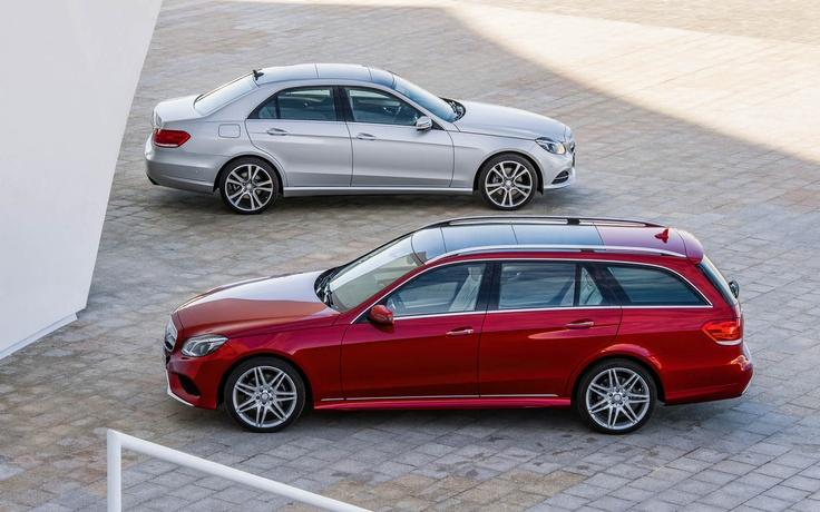 2014 Mercedes-Benz E-Class First Look - Motor Trend