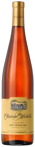 White Wine - Chateau Ste Michelle Dry Riesling 750 mL >>> Want additional info? Click on the image.