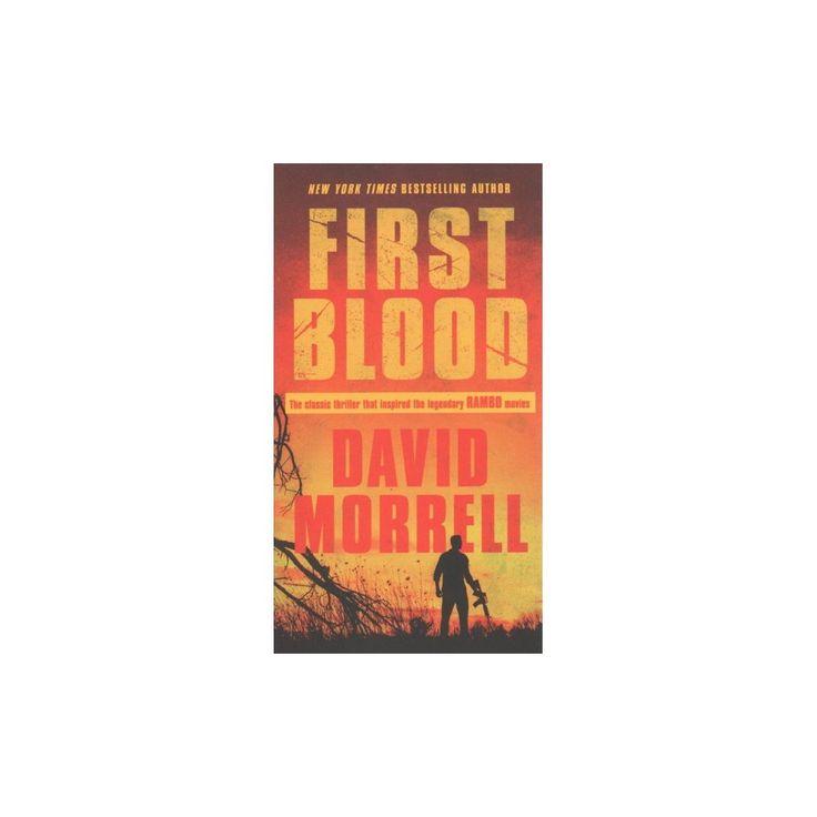 First Blood (Paperback) (David Morrell)