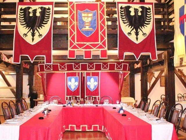 Proiecte de team building cu tematica medievala ! Cu noi petreceti altfel !