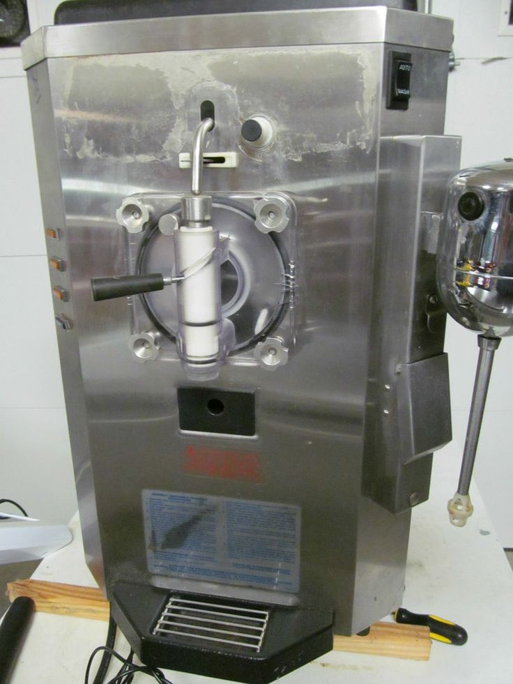 fashioned milkshake machine