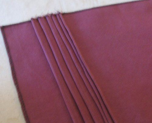 pin tucks how-to...one great tip is to pin tuck your fabric and THEN lay the pattern piece on it. Have to try.