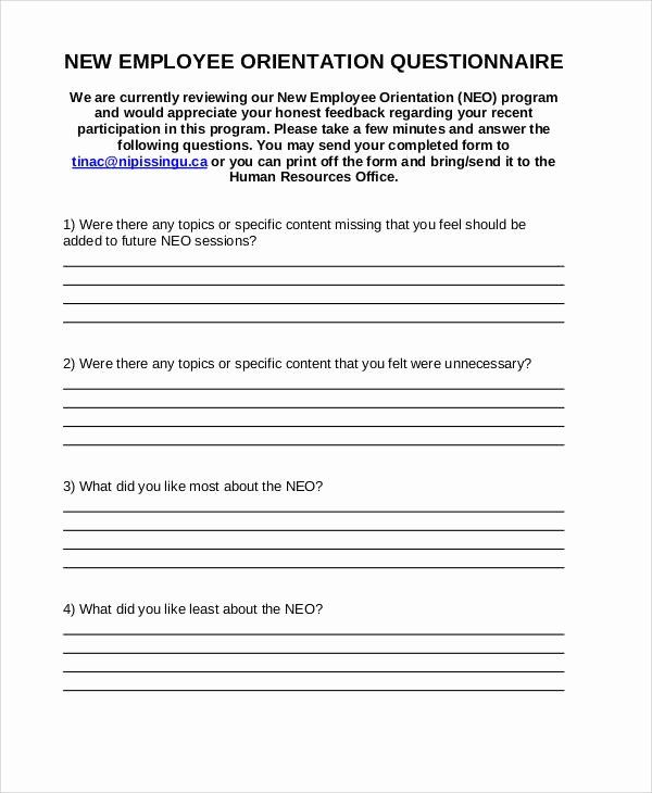 25 Training Feedback Form For Employees In 2020 Survey Template