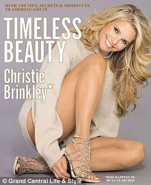 Christie Brinkley* TIMELESS BEAUTY, hot to take care of your skin to look like this in age of 60