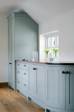 Paint. Celestial blue from Little Green paint company
