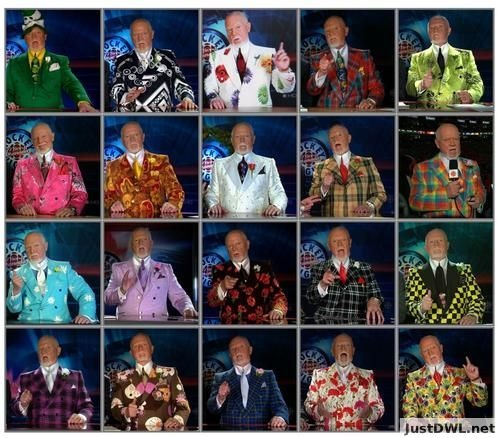 The many suits of Don Cherry