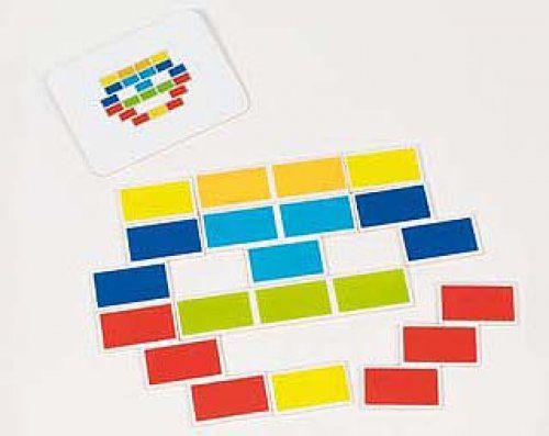 Επιτραπέζιο παζλ γρίφος/ Segment puzzle triangle