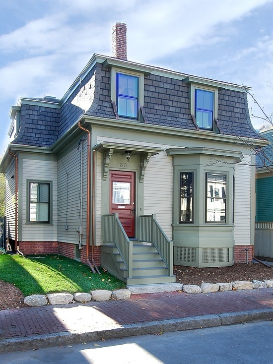 Best 9 Best Second Empire Mansard Style Homes Images On 400 x 300
